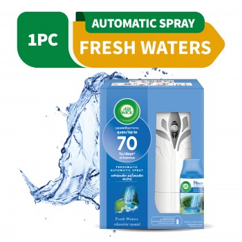 Air Wick Freshmatic Fresh Water Automatic Spray Starter Kit