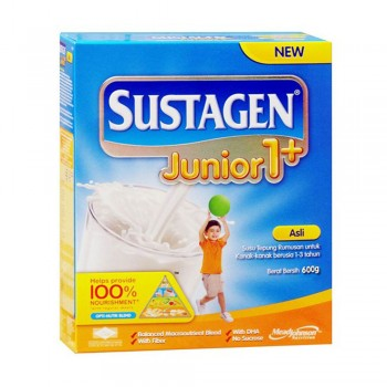 Sustagen Junior 1 Plus Original Milk Powder 600g