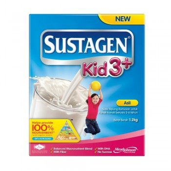 Sustagen Kid 3 Plus Original Milk Powder 1.2kg