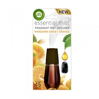 Air Wick Mandarin and Sweet Orange Scented Essential Mist Fragrance Refill