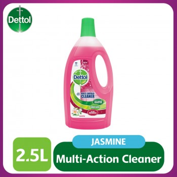 Dettol Multi Action Cleaner Jasmine 2.5L