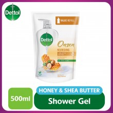 Dettol Shower Gel Onzen Nourishing 500g