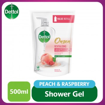 Dettol Shower Gel Onzen Revitalising 500g