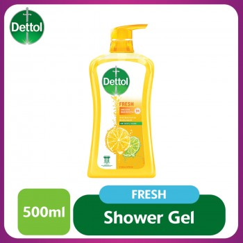 Dettol Shower Gel Fresh 500ml