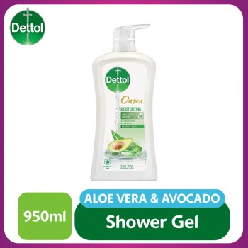 Dettol Shower Gel Onzen Moisturizing 950g