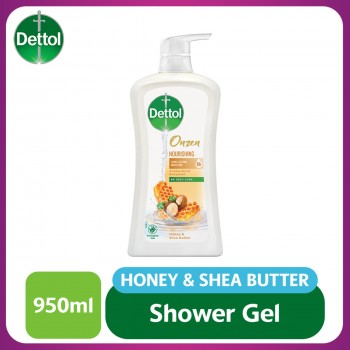 Dettol Shower Gel Onzen Nourishing 950g