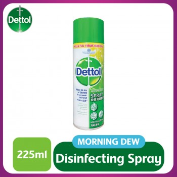 Dettol Disinfectant Morning Dew Spray 225ml