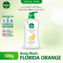 Dettol Co-Created with Mom Shower Gel Citrus 500ml