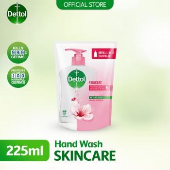 Dettol Hand Wash Skincare Refill Pouch 225ml