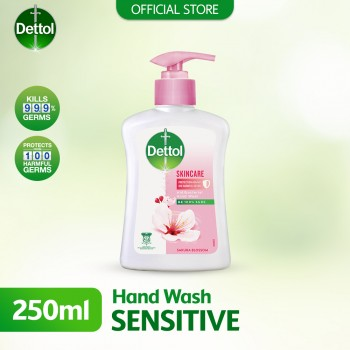 Dettol Hand Wash Skincare 250ml