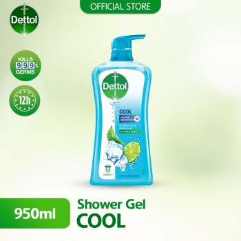 Dettol Shower Gel  950ml Cool