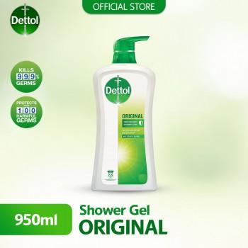 Dettol Shower Gel  950ml Original