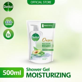 Dettol Shower Gel Onzen Moisturizing 500g