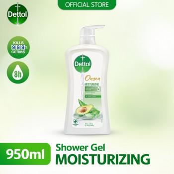 Dettol Shower Gel Onzen Moisturizing 950g