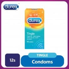 Durex Tingle Condoms 12s