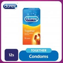Durex Together Condoms 12s