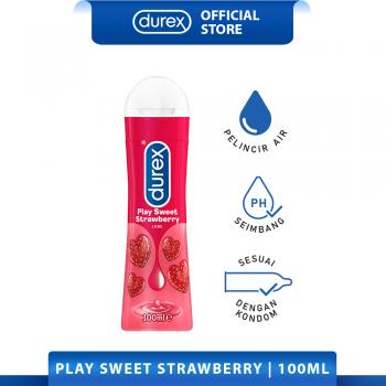 Durex Play Strawberry Lube 100ml