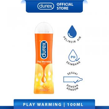 Durex Play Warming Lube 100ml