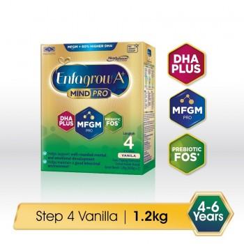 Enfagrow A+ Step 4 Vanilla 1.2kg