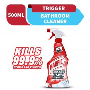 Harpic Trigger Bathroom Cleaner 500ml