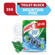Harpic Fresh Power 6 Mountain Pine 35g