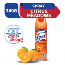 Lysol Disinfectant Spray Citrus Meadow 340g