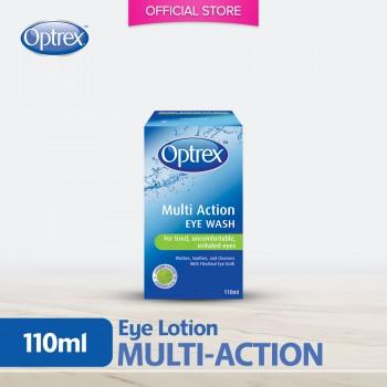 Optrex Eye Lotion With Eye Bath 110ML