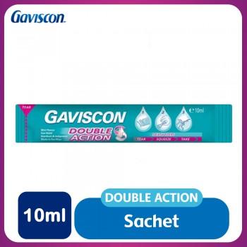 Gaviscon Double Action Liquid Sachet 10ML
