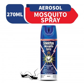 Shieldtox Mosquito Spray Aerosol 270ml