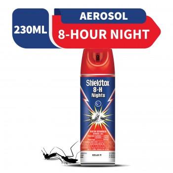 Shieldtox 8-H Nights Aerosol 230ml