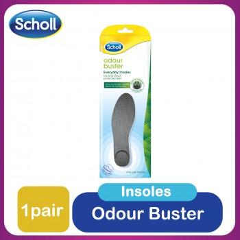 Scholl Odour Control Reg Insoles