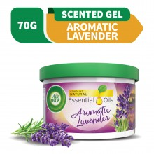 Air Wick Scented Gel Can Aromatic Lavender 70g