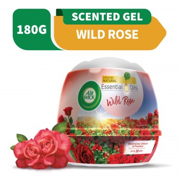 Air Wick Scented Gel Cone Rose 180g