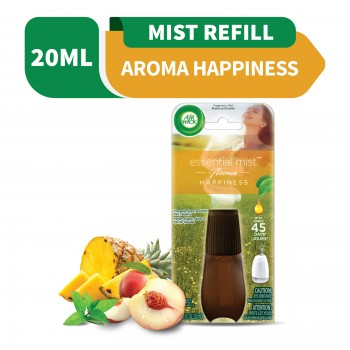 Air Wick Essential Mist Diffuser Refill Happiness