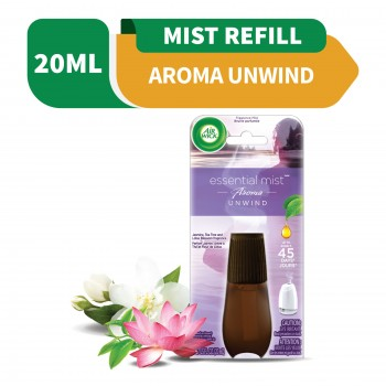 Air Wick Essential Mist Diffuser Refill Unwind