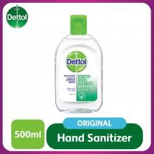 Dettol Hand Sanitizer Original 500ml