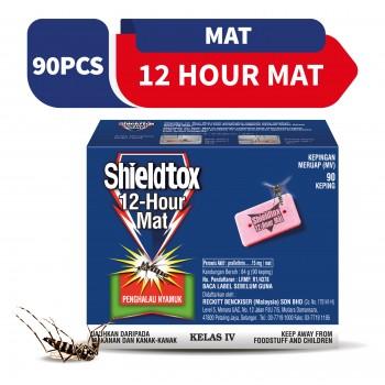 Shieldtox Violet Mat Refill 90 pieces