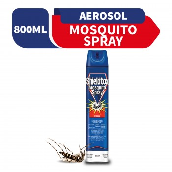 Shieldtox Mosquito Spray Aerosol 800ml