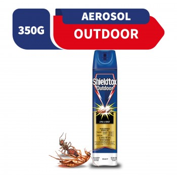 Shieldtox Outdoor Aerosol 350ml
