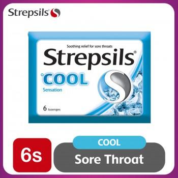 Strepsils Cool Lozenges 6s