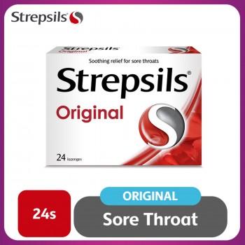 Strepsils Original Lozenges 24s